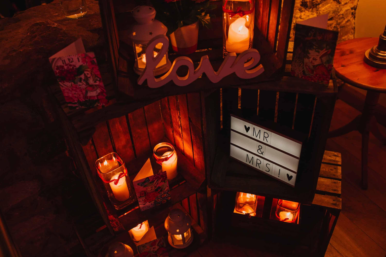 Decorating Your Christmas Wedding