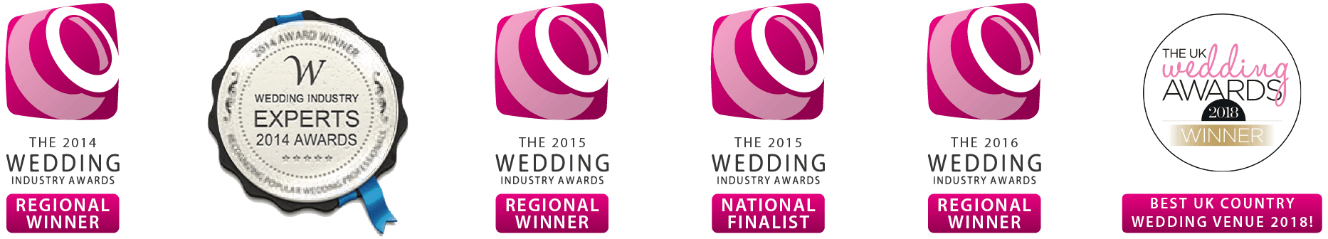 An award winning place to have your wedding