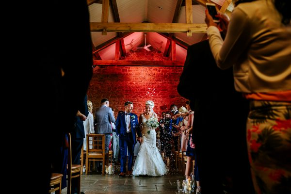 Documentary, alternative and creative wedding photographer © Ed Brown Photography