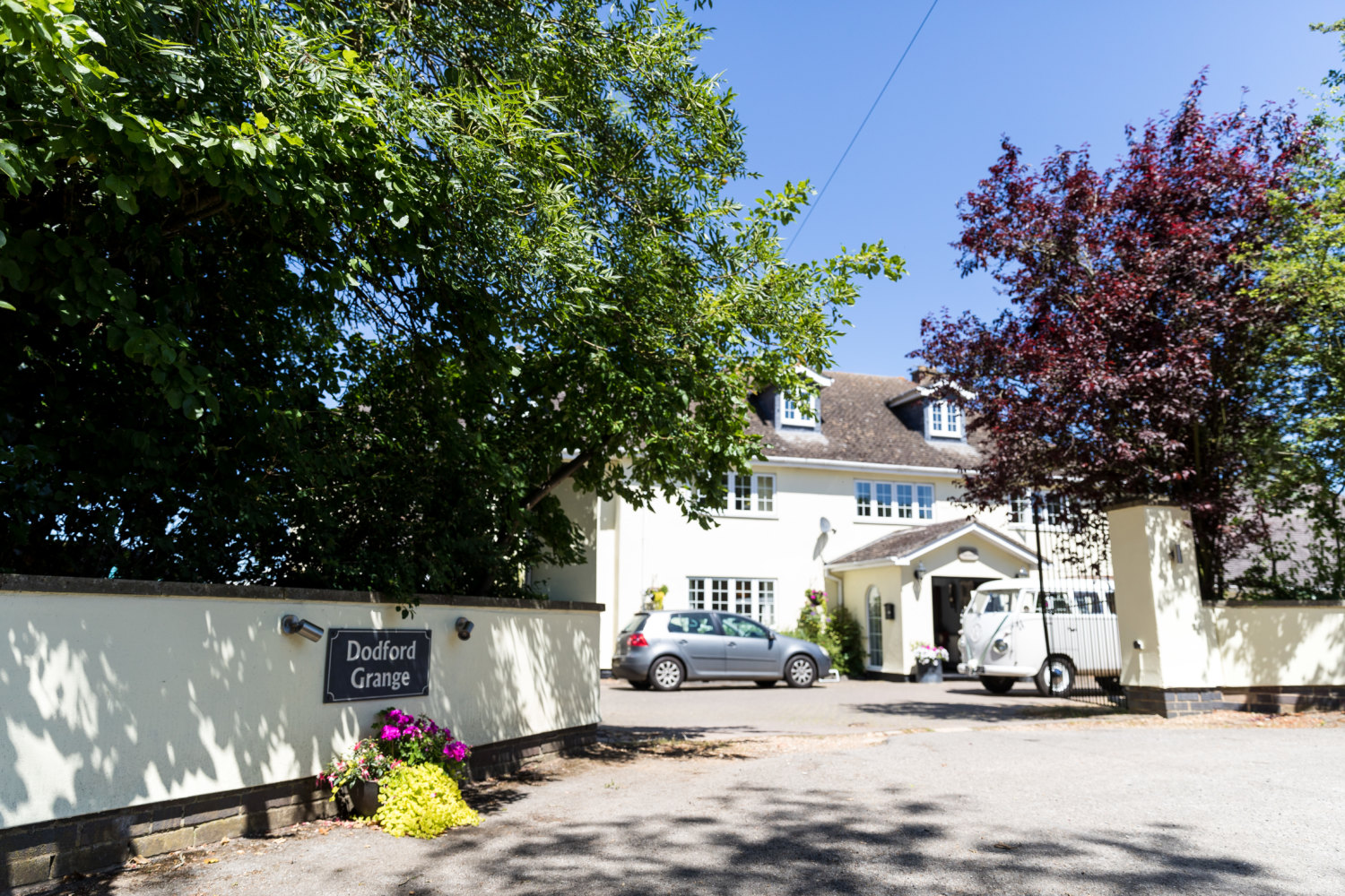Dodford Grange bed and breakfast