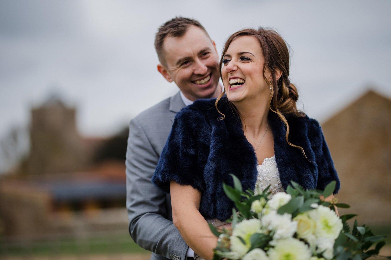 Victoria & Cole's Barn Wedding