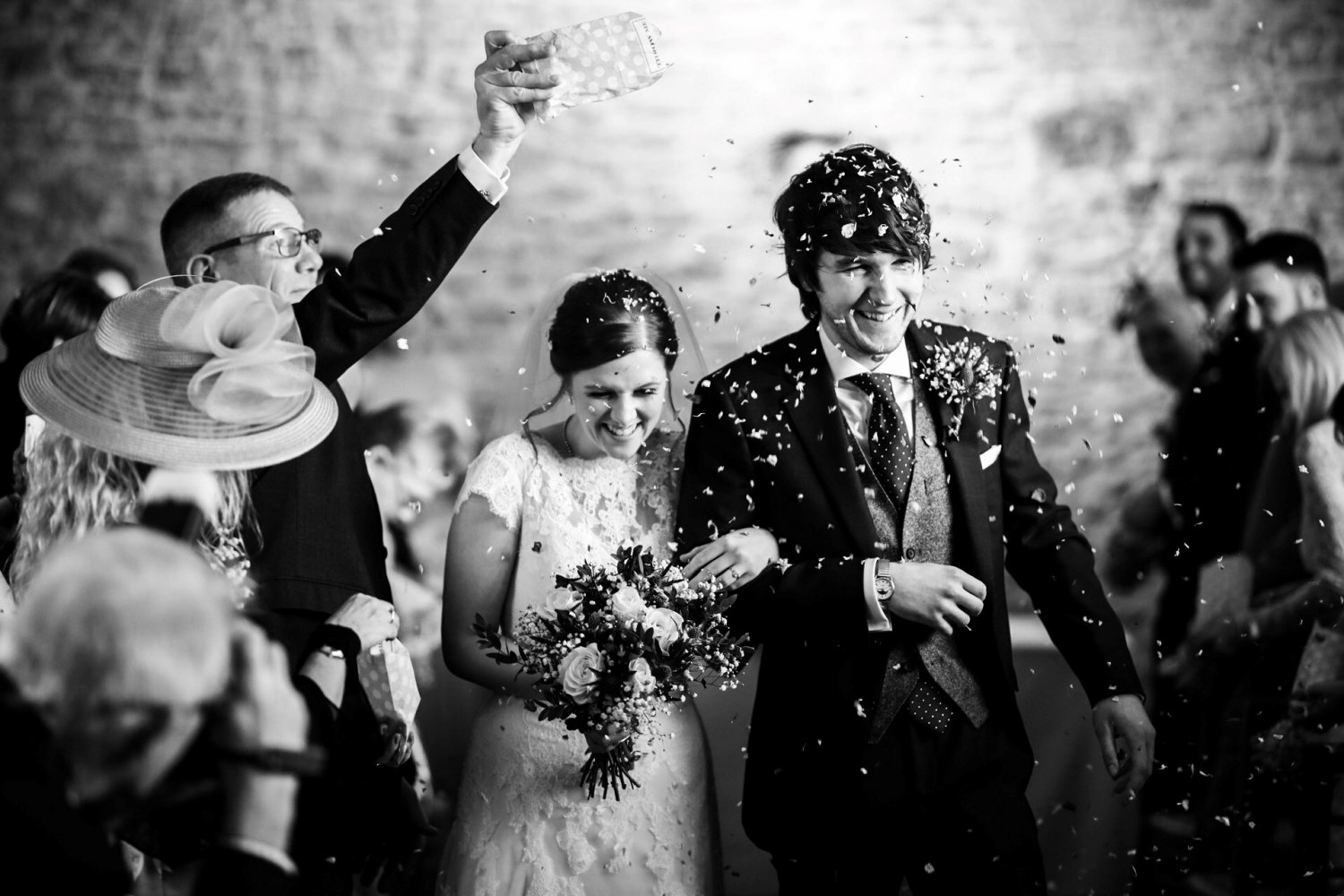 Emma & Matthew Meddick No Corkage Wedding