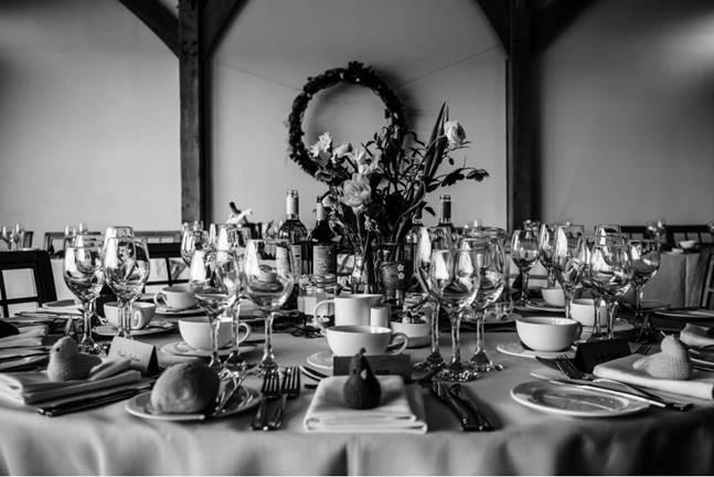 Wedding table