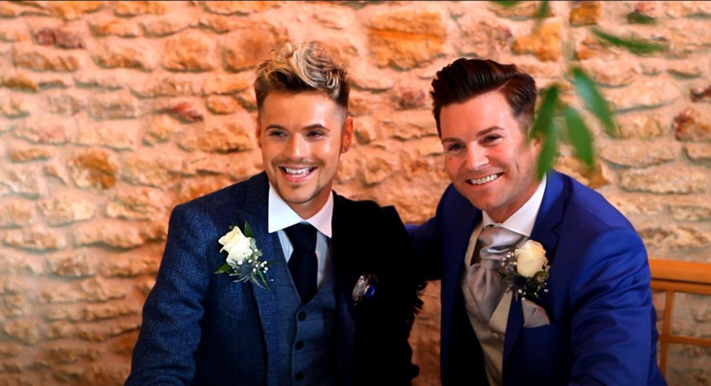 Beautiful Same Sex Wedding at Dodford Manor