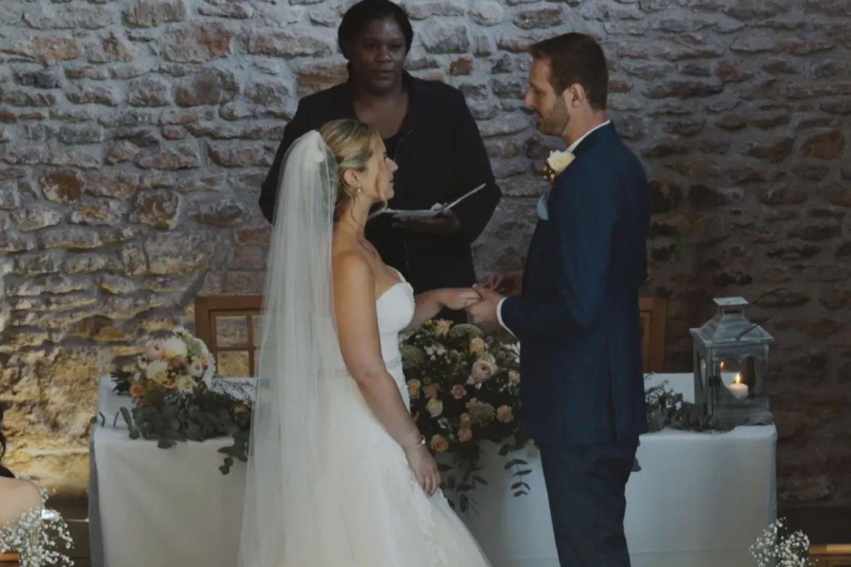 Franzi & Dan Wedding Highlights Dodford Manor Northamptonshire